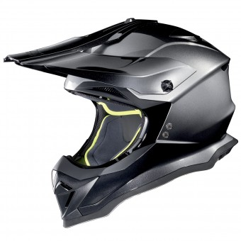 Casque Cross Nolan N53 Fade Silver 37