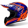 Casque Cross Airoh Switch Startruck Blue