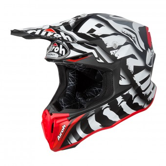 Casque Cross Airoh Twist Legend Negro Mate