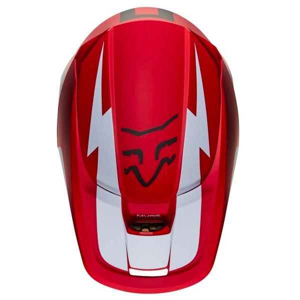 FOX V1 Werd Flame Red