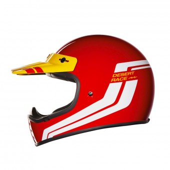 Casque Cross Nexx X.G200 Desert Race Red