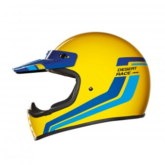 Casque Cross Nexx X.G200 Desert Race Yellow