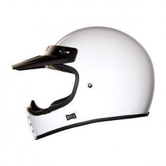 Casque Cross Nexx X.G200 Purist White