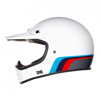 Casque Cross Nexx X.G200 Rok'On Blue