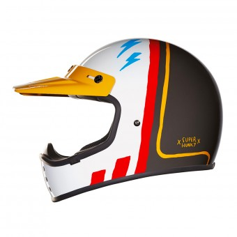 Casque Cross Nexx X.G200 Superhunky Concrete