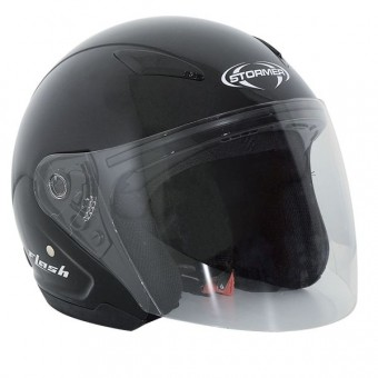 Casque Infantil Stormer Flash Kid Negro