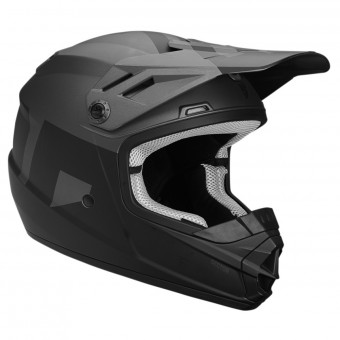 Casque Infantil Thor Sector Level Charcoal Black Niño