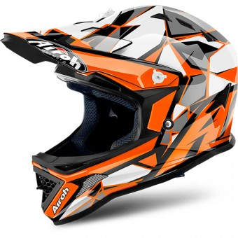 Casque Infantil Airoh Archer Chief Orange