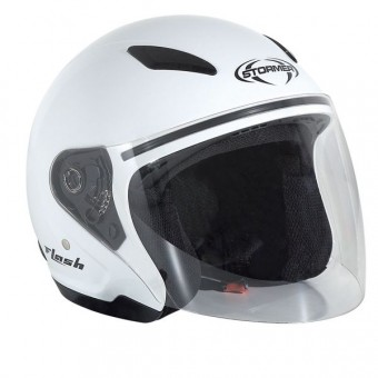 Casque Infantil Stormer Flash Kid Blanco