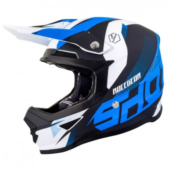 Casque Infantil SHOT Furious Ultimate Azul Niño