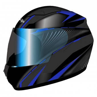 Casque Infantil Stormer Rules Arrow Azul