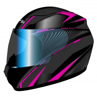 Casque Infantil Stormer Rules Arrow Rosa