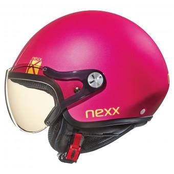 db99d0745b406 New Casque Infantil Nexx SX.60 Kids K Rosa