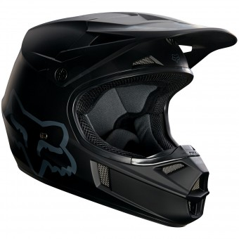 Casque Infantil FOX V1 Matte Black Niño 255