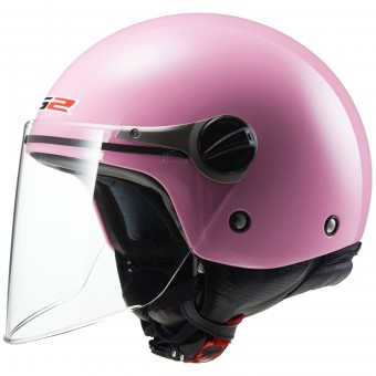 Casque Infantil LS2 Wuby Pink OF575J