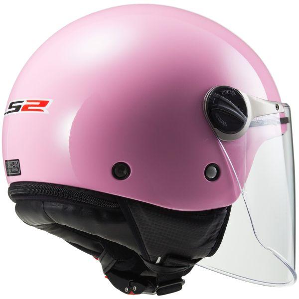 a34556f260dde Infantil LS2 Wuby Pink OF575J LS2 Wuby Pink OF575J