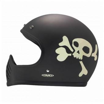 Casque Integral Dmd 75 Little Skull