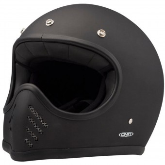 Casque Integral Dmd 75 Matt Black