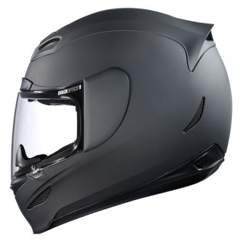 Casque Integral ICON Airmada Black Rubatone