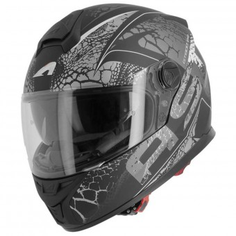 Casque Integral Astone GT800 Evo Kaiman Matt Grey