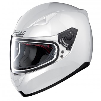 Casque Integral Nolan N60 5 Classic Metal White 5