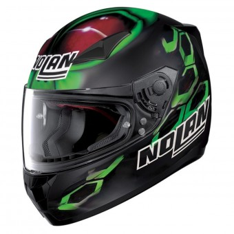 Casque Integral Nolan N60 5 Gemini Replica E. Bastianini 32