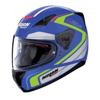 Casque Integral Nolan N60 5 Practice Denim Blue 24