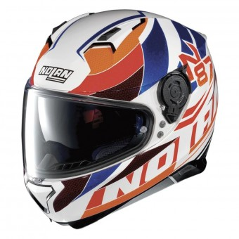 Casque Integral Nolan N87 Plein Air N-Com 49