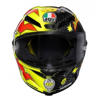 Casque Integral AGV Pista GP R Replica Rossi 20 Years