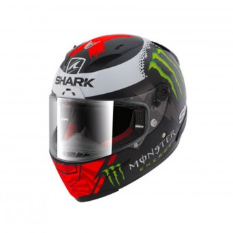 Casque Integral Shark Race-R Pro Replica Lorenzo Monster Mat 2017