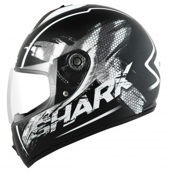 Casque Integral Shark S600 Exit Mate KWK Pinlock