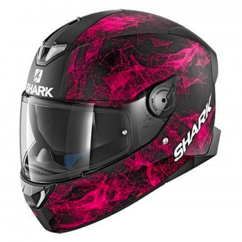 Casque Integral Shark Skwal 2 Hiya Mat KVK