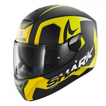 Casque Integral Shark Skwal 2 Trion Mat KYY