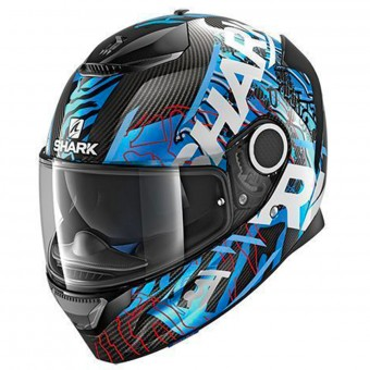 Casque Integral Shark Spartan Carbon Daksha DBW