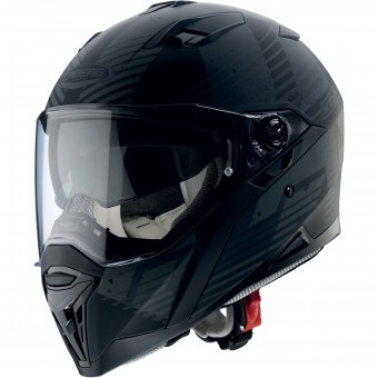 Casque Integral Caberg Stunt Blizzard Matt Black Anthracite