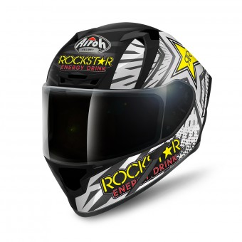 Casque Integral Airoh Valor Rockstar Matt
