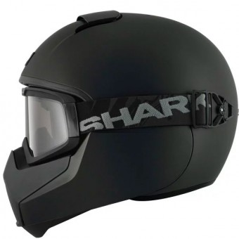 Casque Integral Shark Vancore Blank Mate KMA