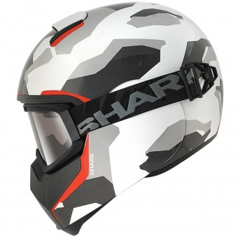 Casque Integral Shark Vancore Wipeout WAR