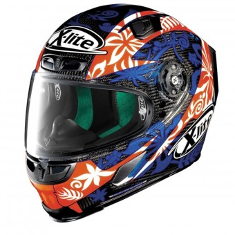 Casque Integral X-lite X-803 Ultra Carbon Replica D. Petrucci 20