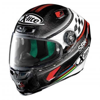 Casque Integral X-lite X-803 Ultra Carbon SBK 17