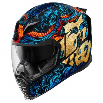 Casque Integral ICON Airflite Good Fortune
