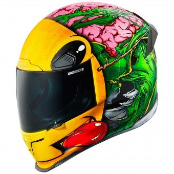 Casque Integral ICON Airframe Pro Brozak Green
