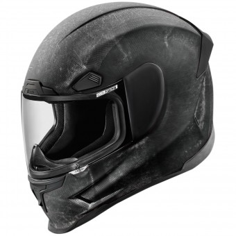 Casque Integral ICON Airframe Pro Construct Black