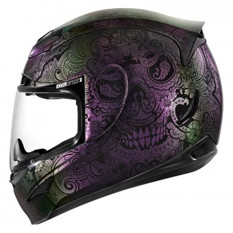 Casque Integral ICON Airmada Chantilly Opal Violeta