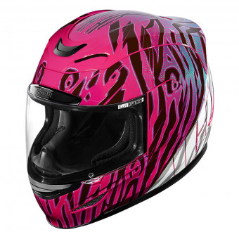 Casque Integral ICON Airmada Wildchild Violet
