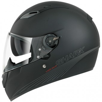 Casque Integral Shark Vision-R Blank Mate KMA