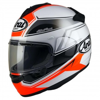 Casque Integral Arai Chaser X Shaped Red