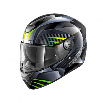 Casque Integral Shark D-Skwal Mercurium KAG