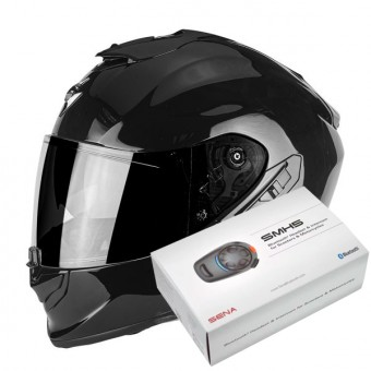 Casque Integral Scorpion Exo 1400 Air Black