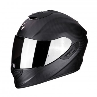 Casque Integral Scorpion Exo 1400 Air Carbon Negro Mate
